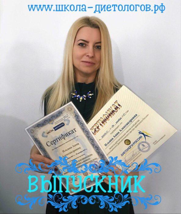 Ильина Анна