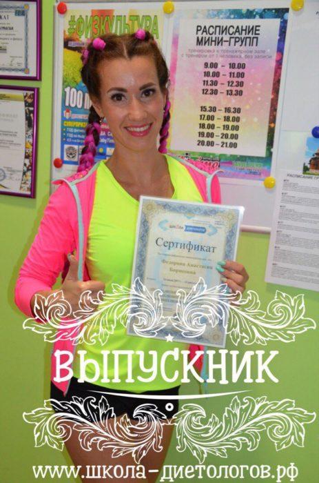Федорова Анастасия