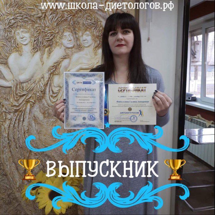 Файзуллина Галина