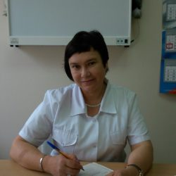 Сагирова Сания Халиловна