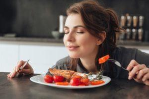 Можно ли потолстеть от запаха еды